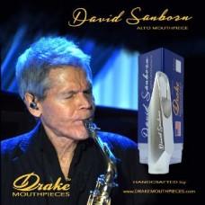 Drake - David Sanborn Master Series alt sax