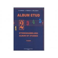Album etud 2.díl