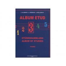 Album etud 3.díl