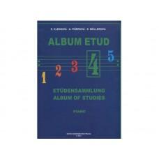 Album etud 4.díl