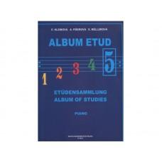 Album etud 5.díl