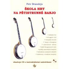 P.Brandejs - Škola hry na pětistrunné banjo