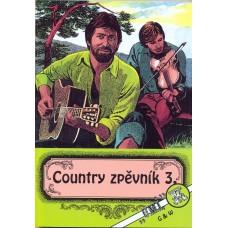 Country zpěvník 3.díl