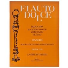 Daniel - Škola hry na sopránovou zobcovou flétnu I