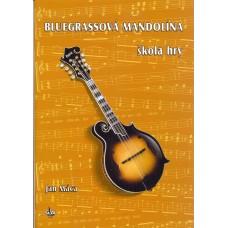 J.Máca - Bluegrassová mandolína škola hry