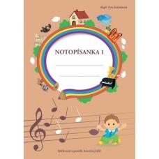 E.Šašinková - Notopísanka 1.díl