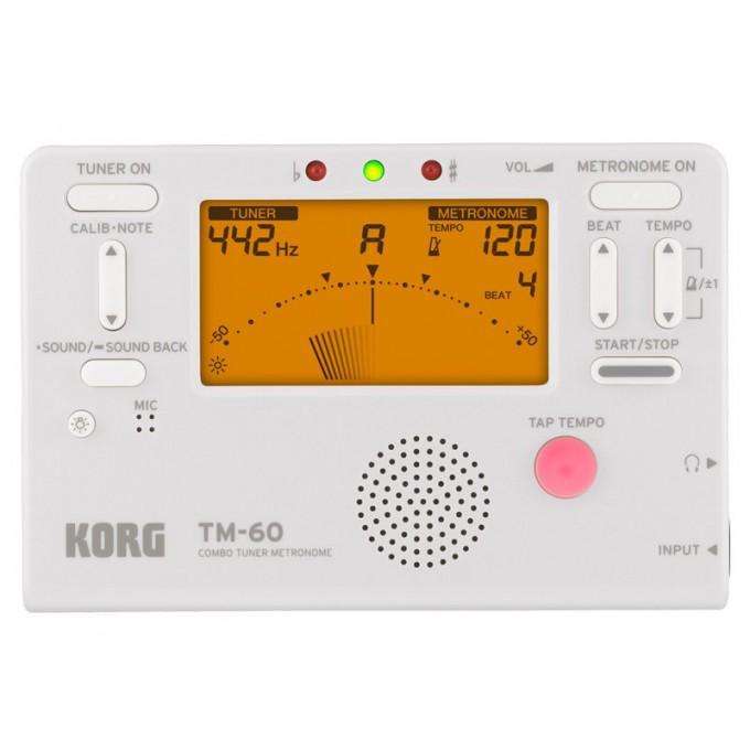 Korg TM - 60 WH