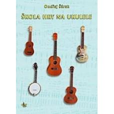 O.Šárek - Škola hry na ukulele + CD