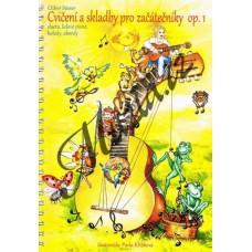 C.Süsser - Cvičení a skladby pro začátečníky Op. 1