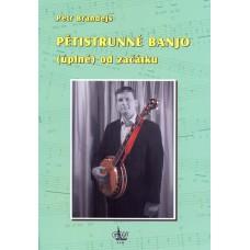 P.Brandejs - Pětistrunné banjo (úplně) od začátku