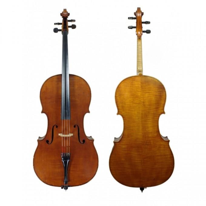 Strunal 3/60 407mm viola